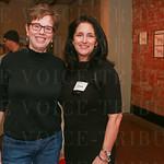 Helen Heddens and Julie Mudd.