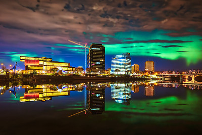 Riverlanding Aurora