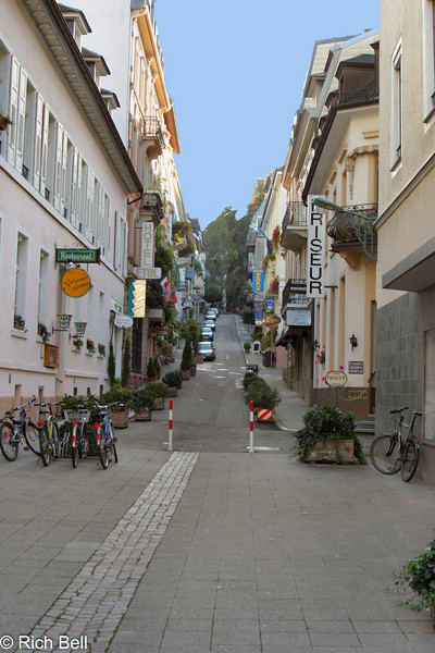Downtown Baden Baden Germany 3 A