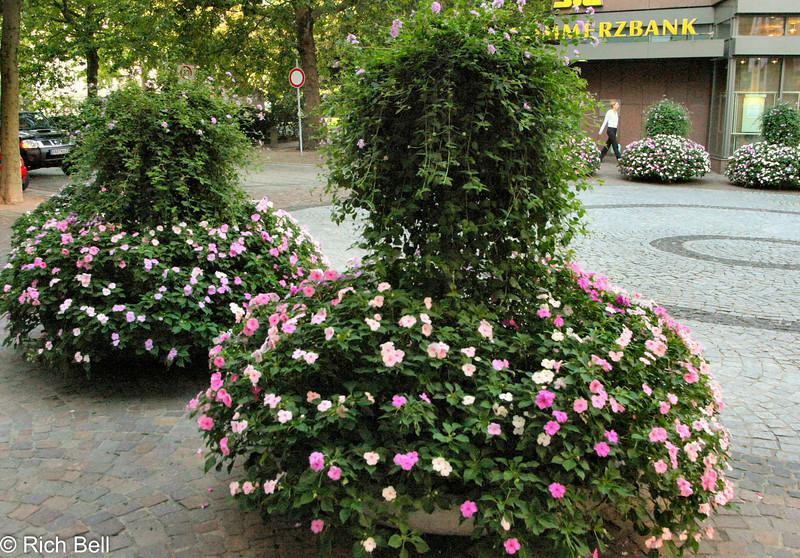 Downtown Baden Baden Germany 2