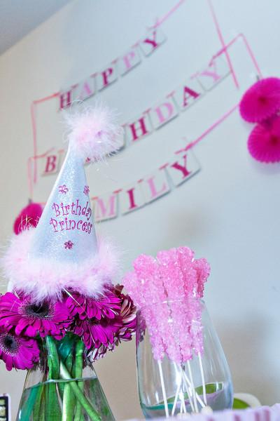 Emily's 1st Birthday