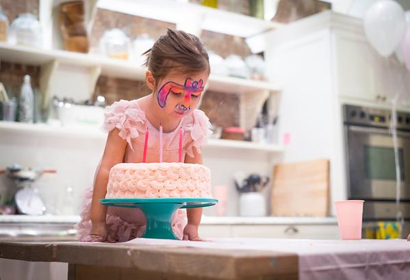 Emily's 3rd Birthday