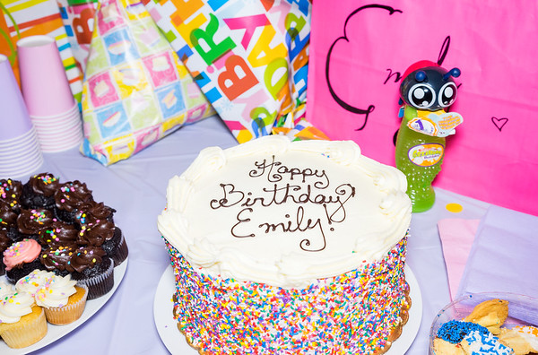 Emily's 4th Birthday