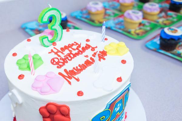 Mia & Maksim's 3rd Birthday Party