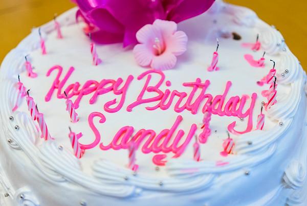 Sandra's 55th Birthday
