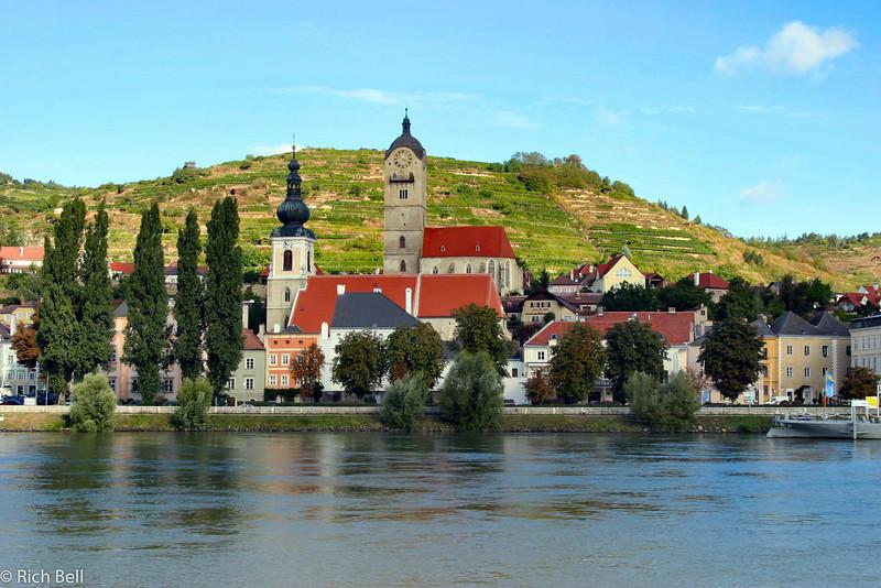 20040924Krems Danube River Trip Austria 20362