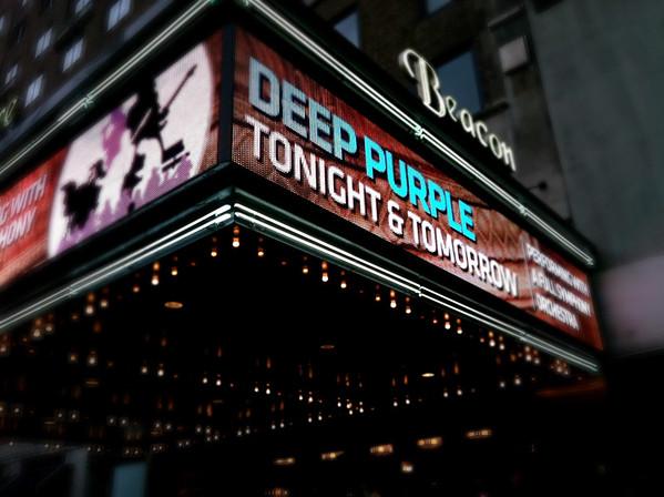 Deep Purple Concert