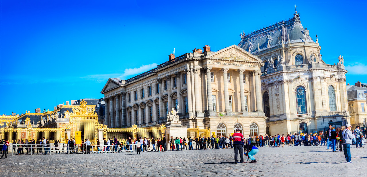 20140417 Versailles 2423_4_5 Panorama