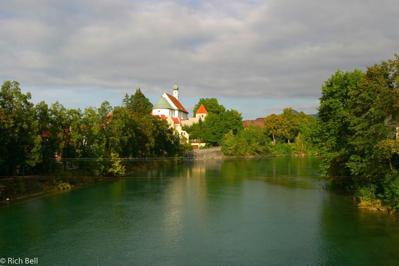 20040917Fussen Germany River0304