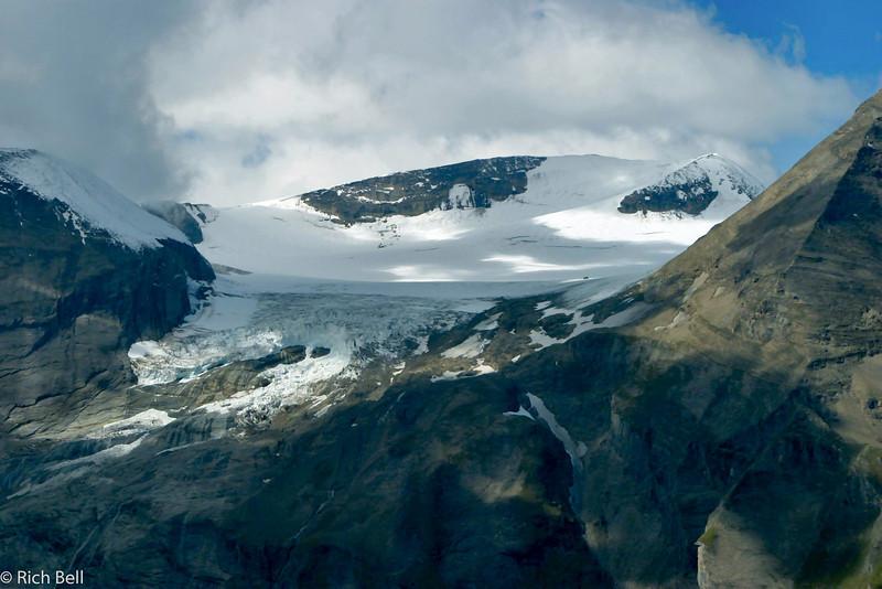 20040920Glacier on Grossglockner Highway Austria 20480