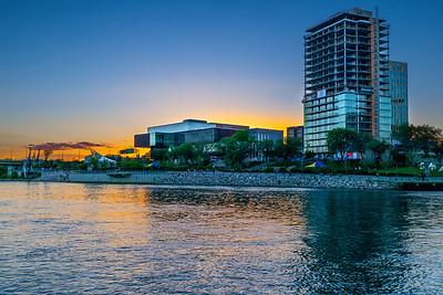 Saskatoon River Landing
