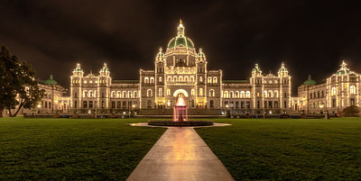 BC Legislature Buildings