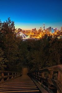 Edmonton Stairs
