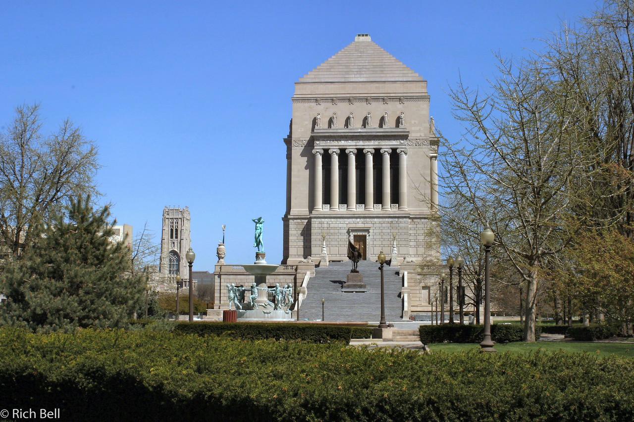 20030413War Memorial Indianapolis 2 A0021
