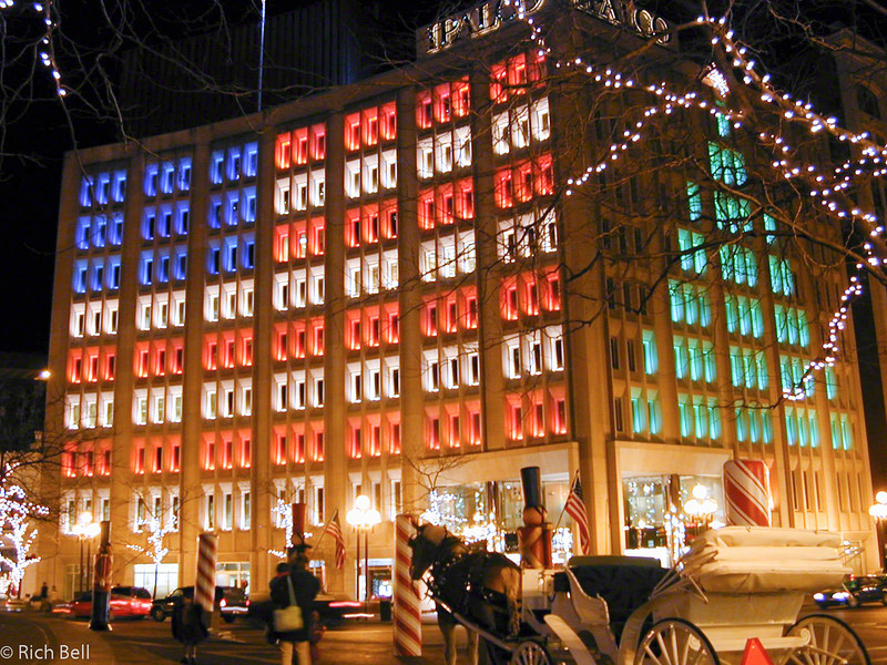 20100721IPALCO Building on Circle at Christmas 2001-A0060