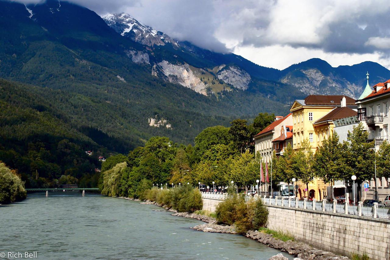 20040927River Innsbruck Austria0509