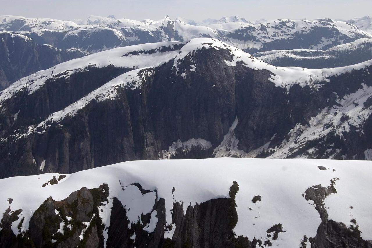 Misty  Fjords and  Ketchikan Alaska