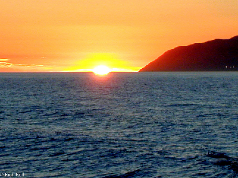 20100721Sunset at Catalina Island 0049