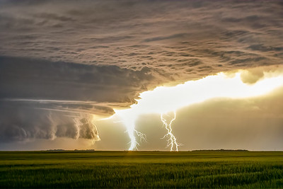 Moose Jaw Supercell