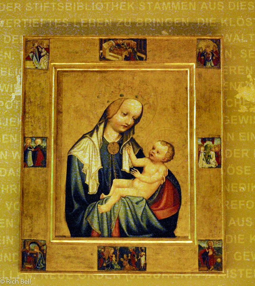 20040924Interior of Melk Abbey Austria 3 A0318
