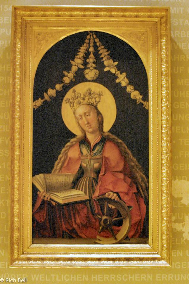 20040924Interior of Melk Abbey Austria 5 A0322