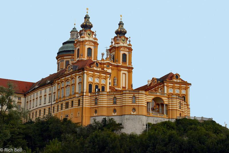 20040924Melk Abbey Austria A0330