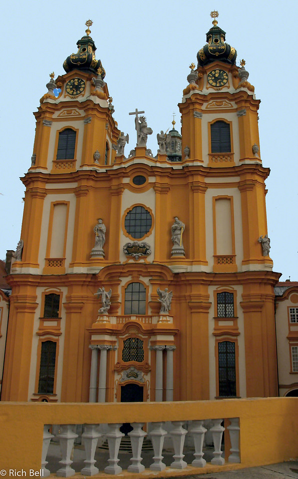 20040924The Abbey Melk Austria A0336