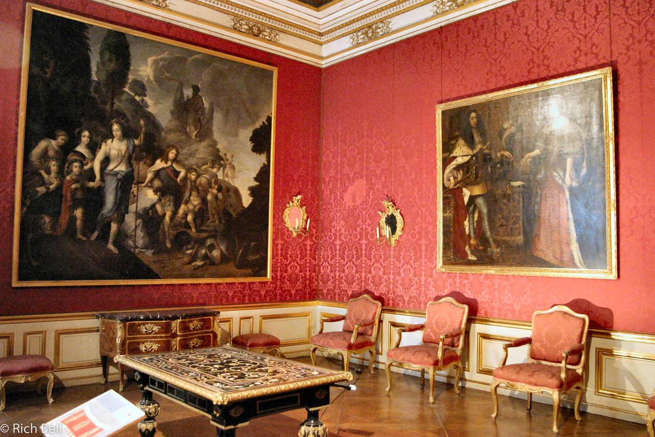 20040913Nymphenburg Palace sitting room Munich Germany0085