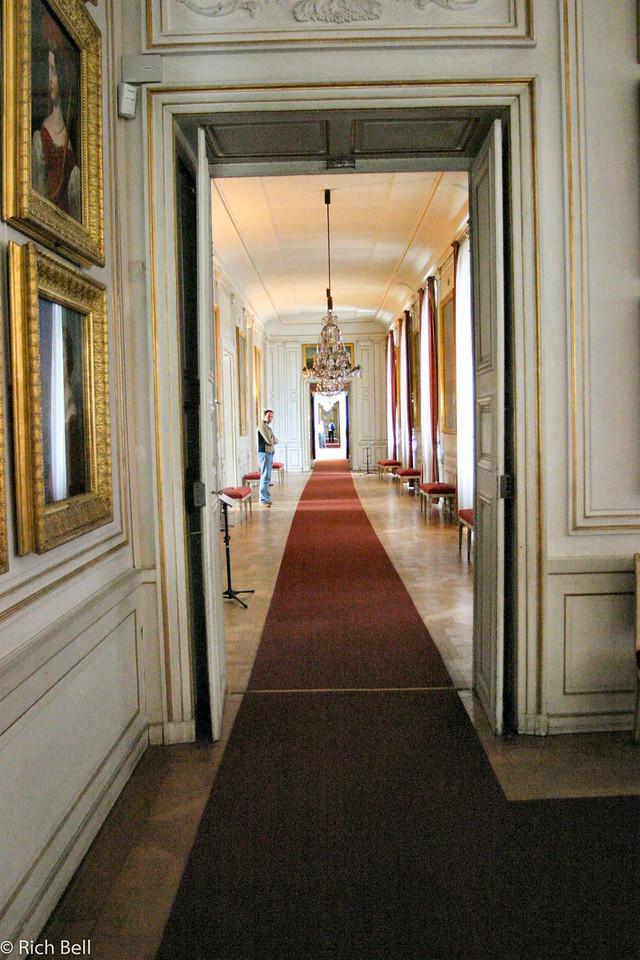 20040913Nymphenburg Palace hallway Munich Germany0090