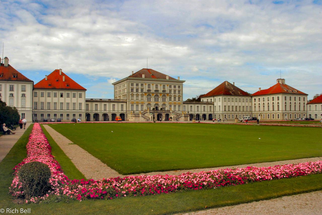 20040913Nymphenburg Palace & grounds Munich Germany0078