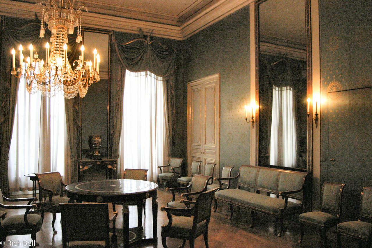 20040913Nymphenburg Palace sitting room  2 Munich Germany0089