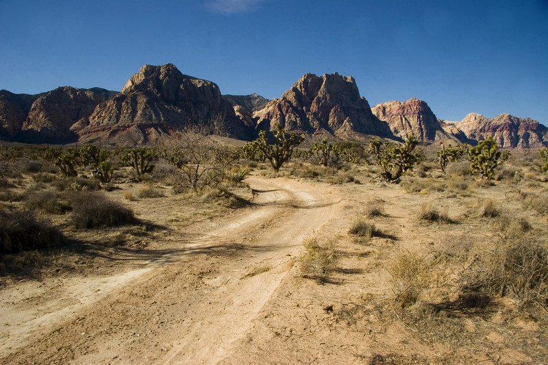 Red Rock Canyon, Nevada 0001