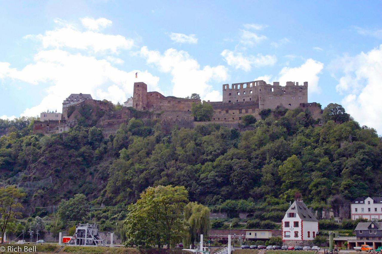 20040915Rhine River St  Goar and Rheinfels Castle Germany 20178