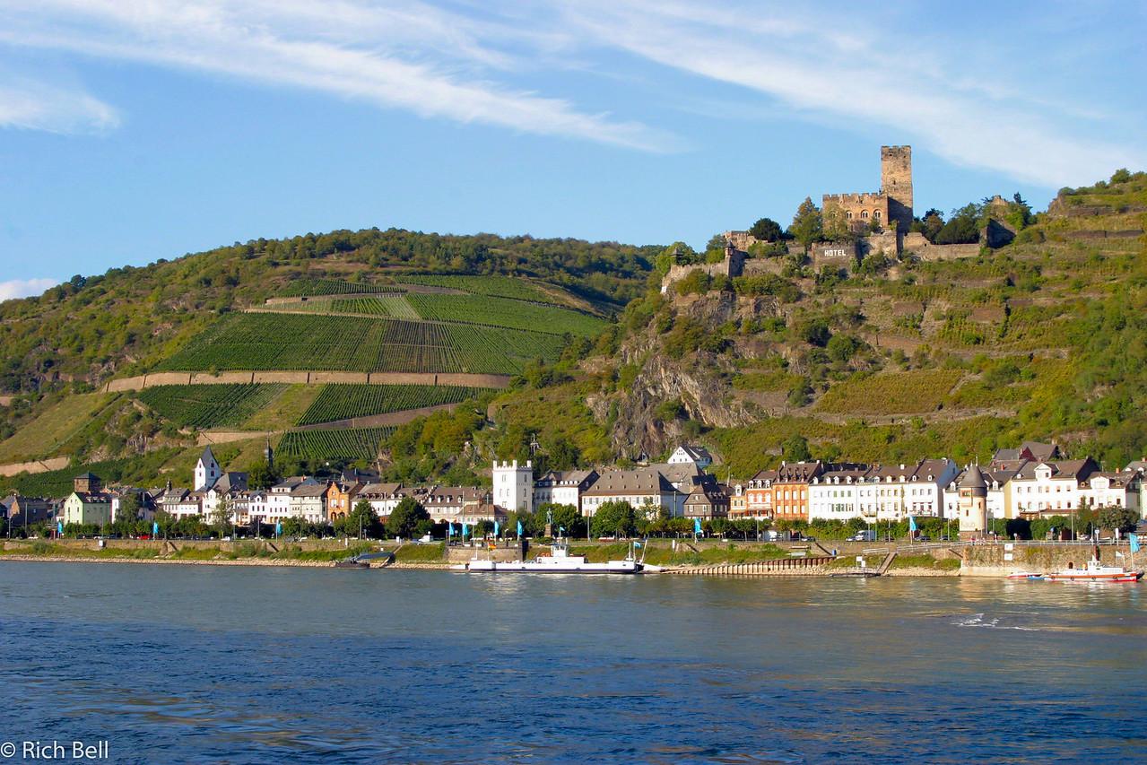 20040915Pfalz Castle near Bacharch on the Rhine River Germany 30153