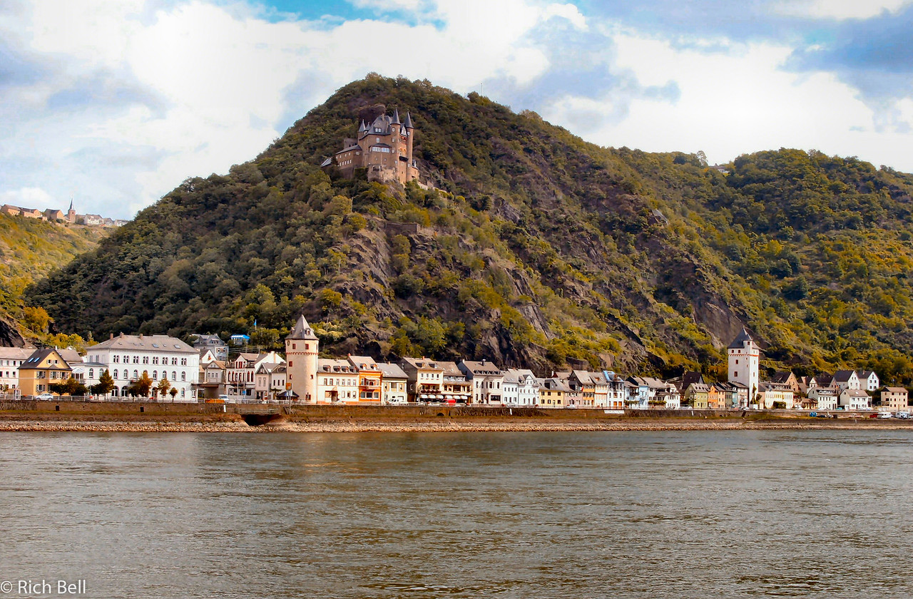 20040915Rhine River Burg Katz Germany0159