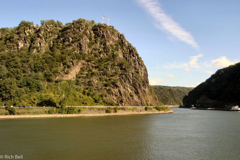 20040915The Loreley on the Rhine River Germany0183
