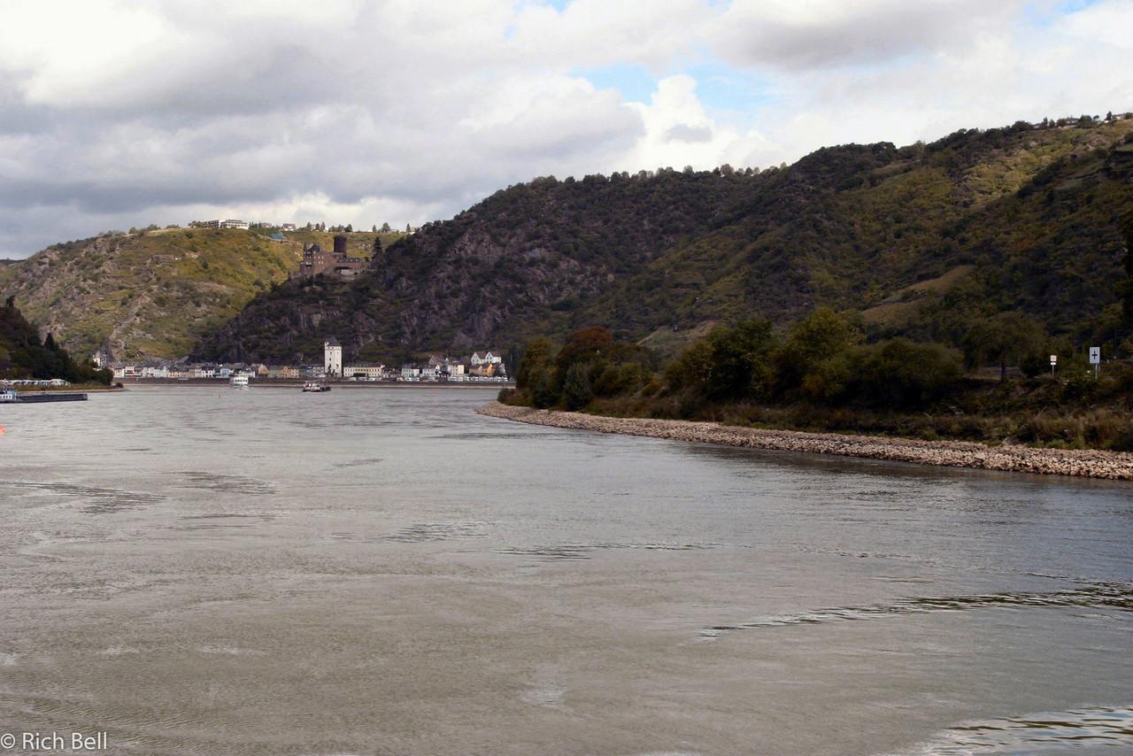 20040915Rhine River near St  Goar Germany0177