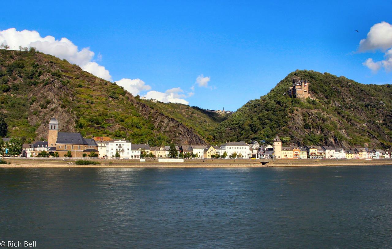 20040915Burg Katz on the Rhine River Germany 20138