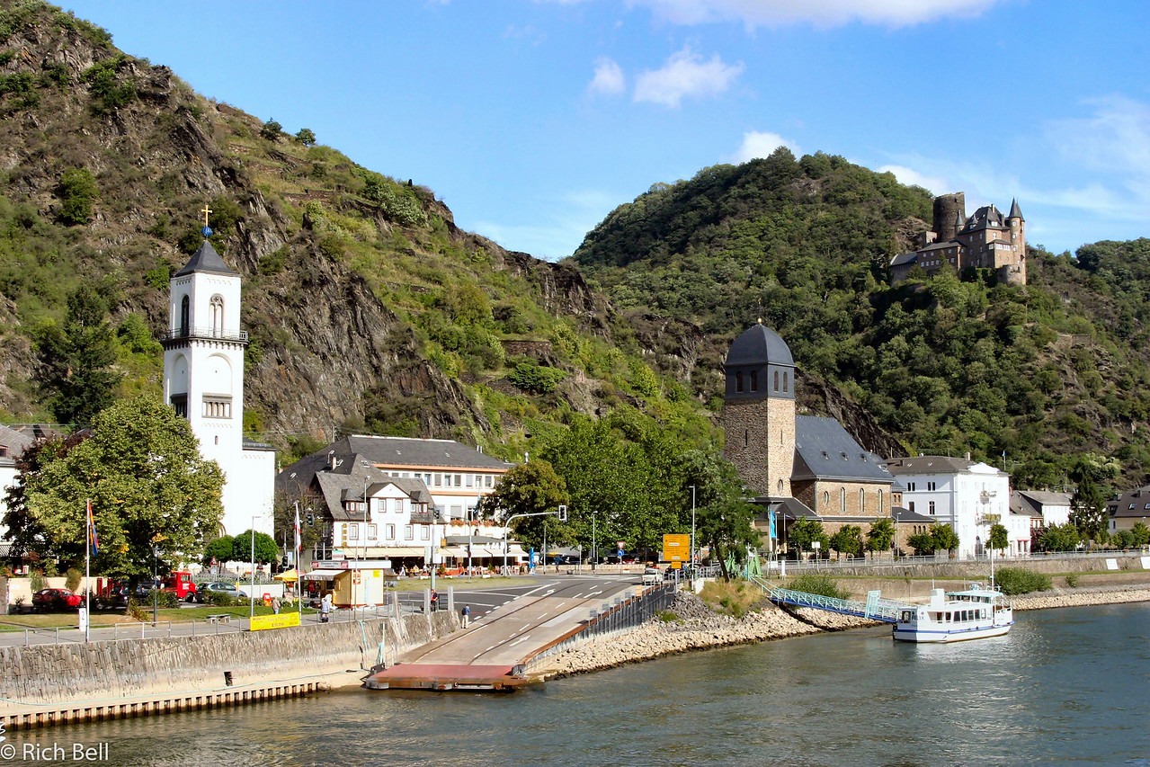 20040915Burg Katz on the Rhine River Germany0139