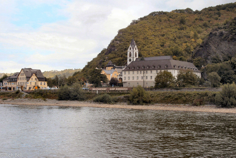 20040915Rhine River near Boppard Germany0171