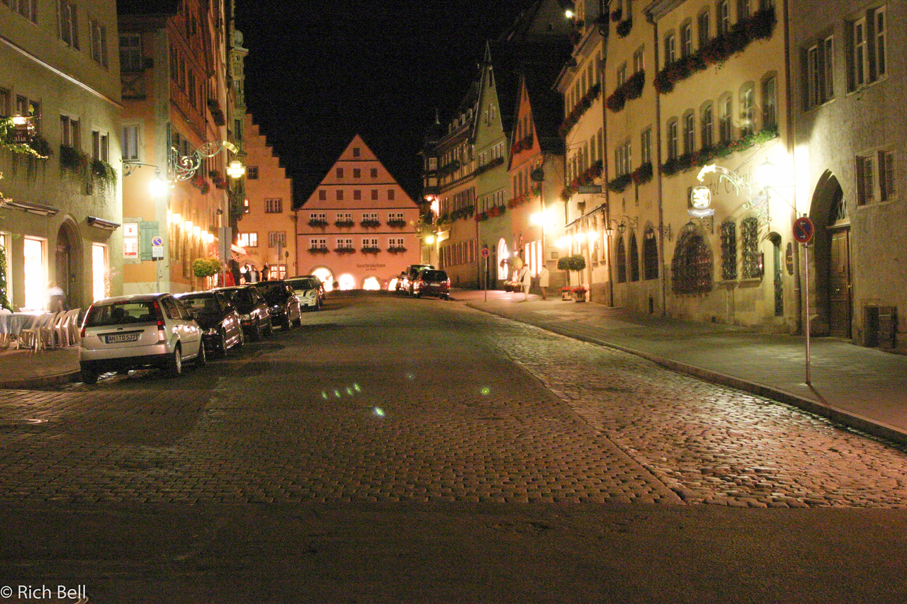 20040917Rothenberg Germany at Night0211