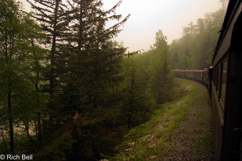 Skagway Train Trip