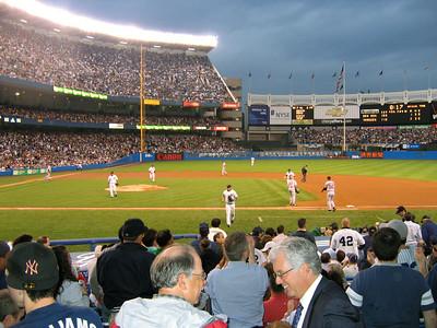 YankeesChangingField