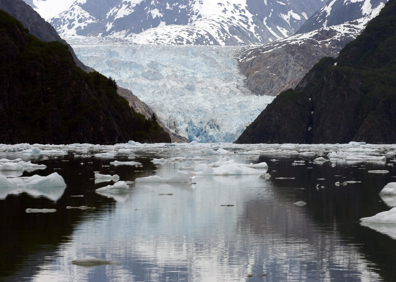 Sawyer Glacier, Alaska 0046