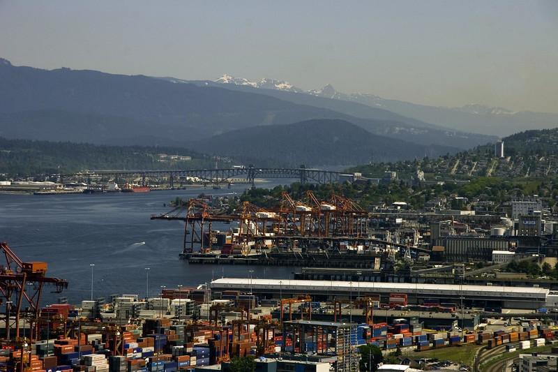 Vancouver, B C , Canada 0005