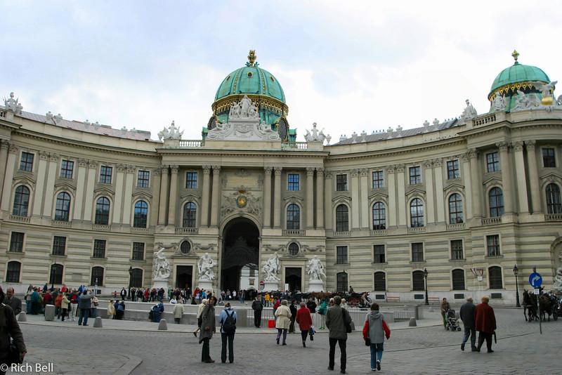 20040925Hofburg Palace Vienna Austria 60384