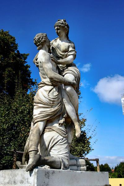 20040926Schonbrunn Palace  Statute Vienna Austria 60411