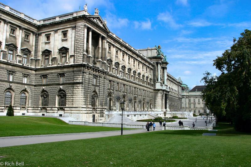 20040925Hofburg Palace Vienna Austria0385