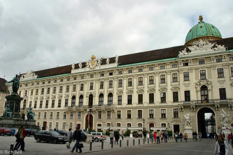 20040925Hofburg Palace Vienna Austria 30381