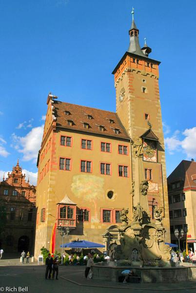 20040916Zentrum Wurzburg Germany 30230